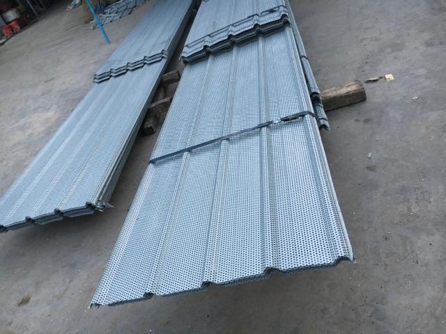 喷塑压型冲孔网、压型冲孔网、压型冲孔网厂家销售