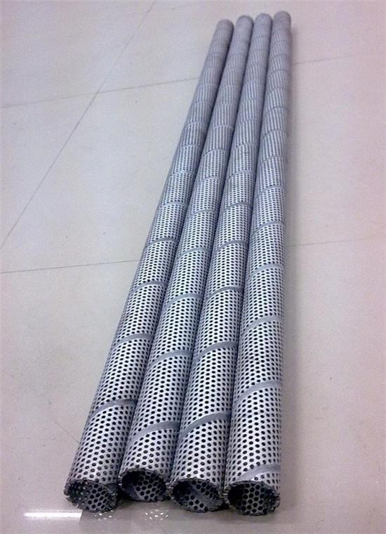 冲孔网管厂家、冲孔网管尺寸、冲孔网管