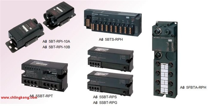 三菱AJ65BTS-RPH三菱plc 显示模块