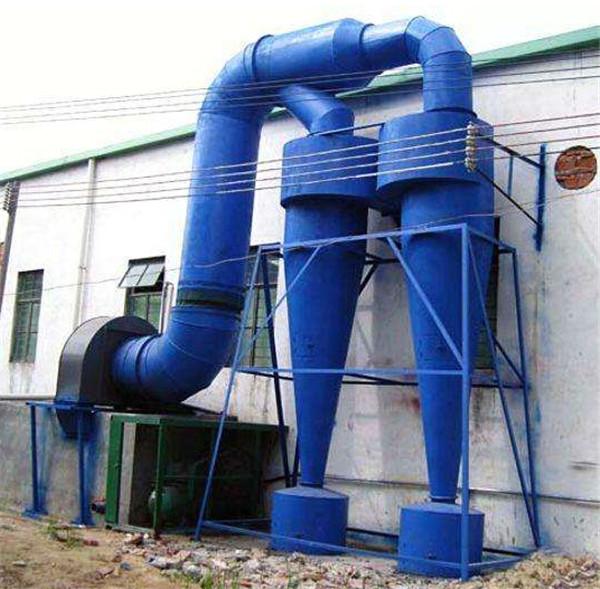 旋风除尘器|新纪元环保|陶瓷旋风除尘器