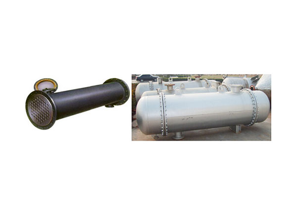 单程列管式换热器、运城列管式换热器、钻石剑机械设备