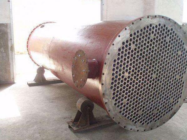 列管式换热器_太原钻石剑机械设备_保德列管式换热器
