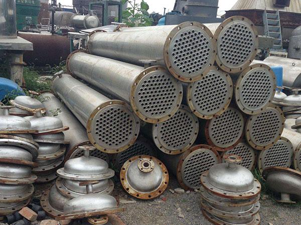 吕梁列管式换热器,钻石剑机械设备,列管式换热器