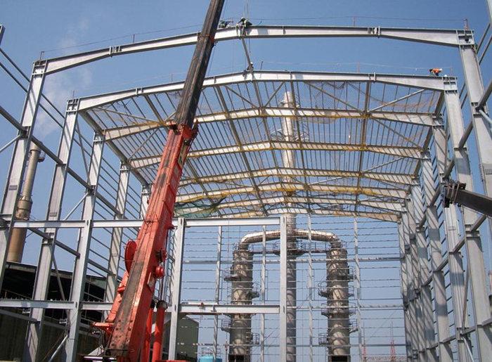 钢构工程承包