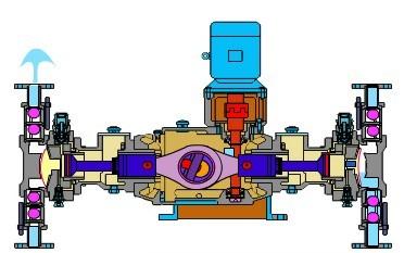 重庆往复泵,淮安龙兴机械,往复泵的工作原理