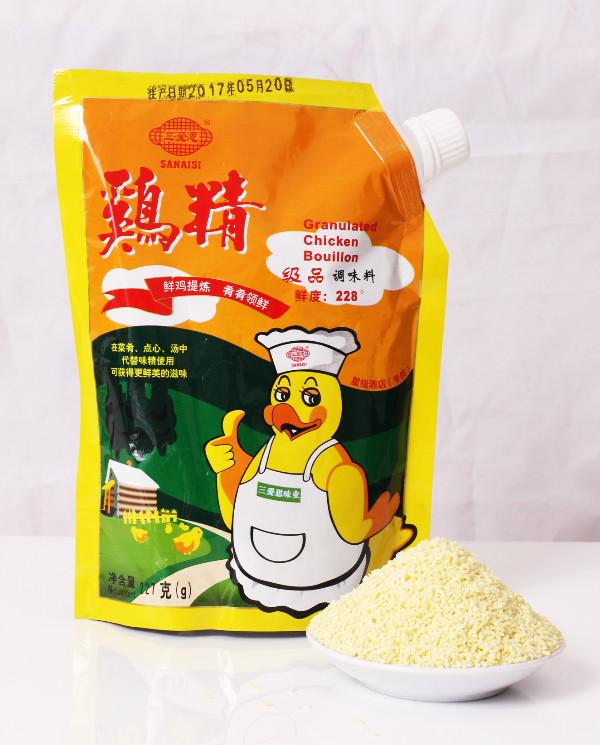 鸡精调味品加工厂|鸡精调味品加工|黄巷调味品食品厂