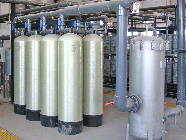 咸阳水处理,发电厂水处理,穗铨