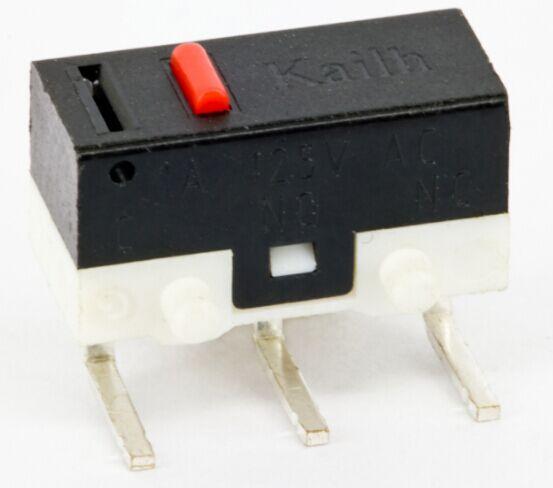 微动开关触点、微动开关、凯华电子