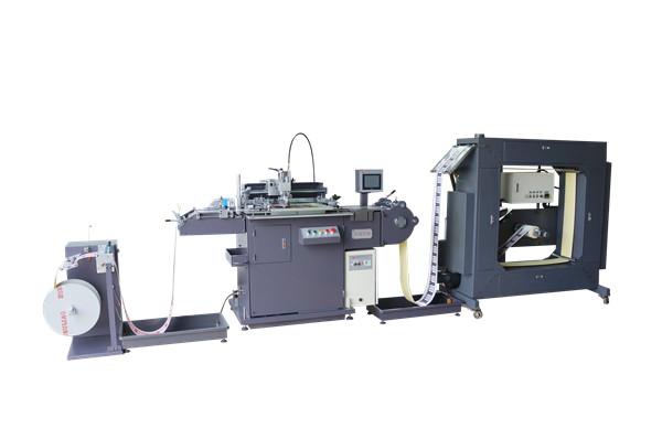 半自动印刷机、前诚机械、印刷机
