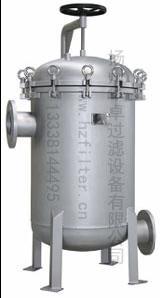 西北水处理用多袋式过滤器报价