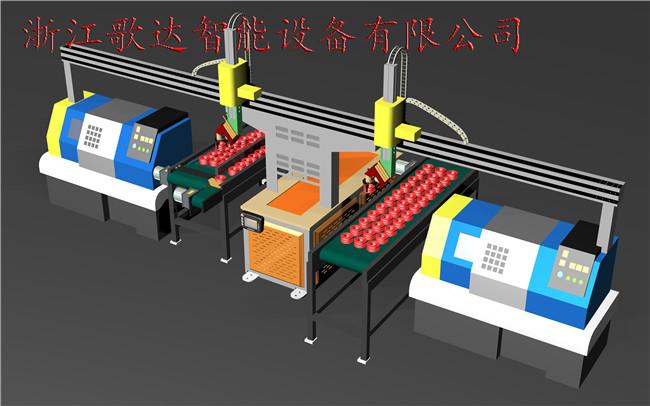搬运机械手图片/搬运机械手样板图 (1)