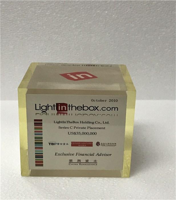 透明树脂工艺品厂,惠州透明树脂工艺品,鑫新工艺品厂