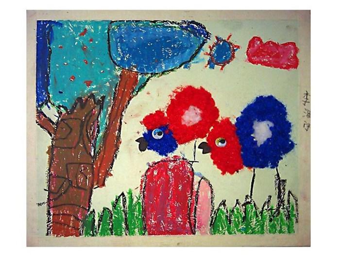 扬州儿童水彩画教育报名_西美教育_儿童水彩画教育