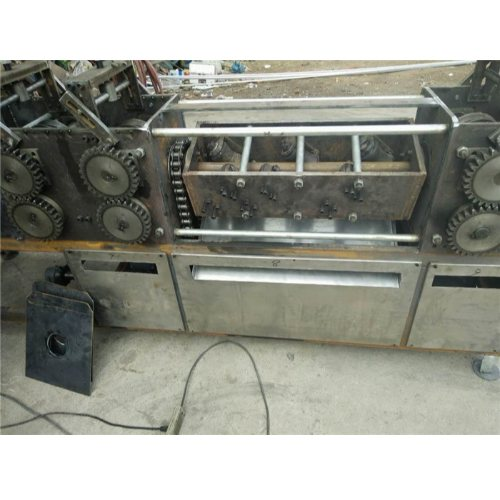 全自动钢管调直机哪家好 全自动钢管调直机视频 金顺