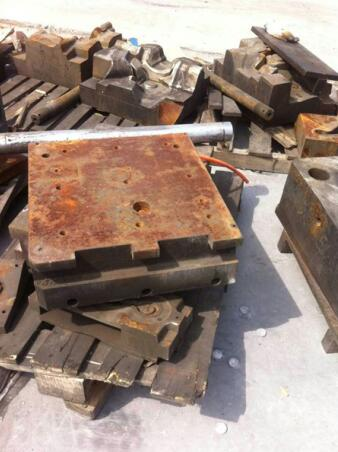 压铸模具图片/压铸模具样板图 (1)