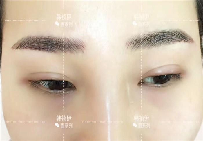 南坪漂唇(图),美瞳线PK眼线液,巫溪美瞳线