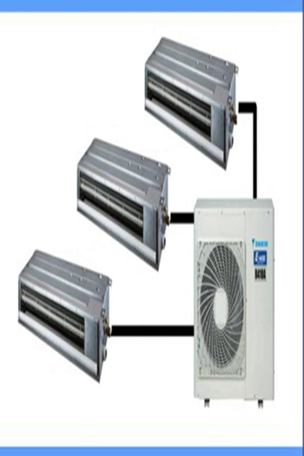 大金中央空调、博友环境工程、中央空调