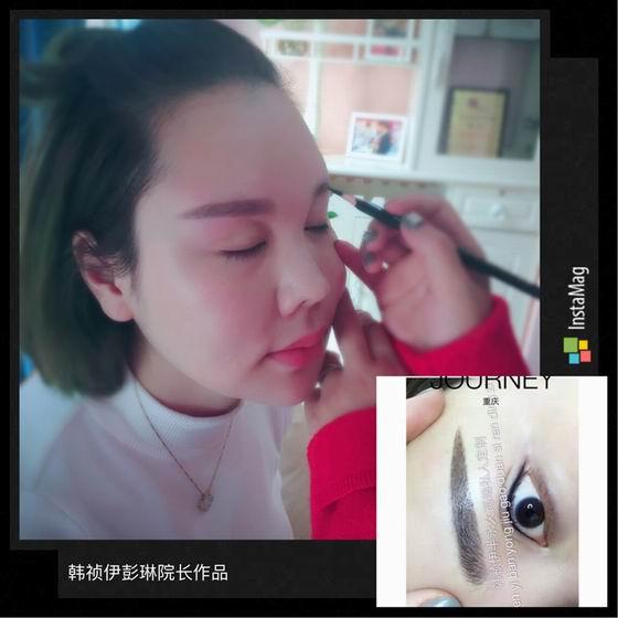 新娘妆_重慶长寿区美甲_重慶美甲化妆免费培训