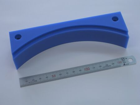 淄博塑料异型件,UPE塑料异型件,嘉盛橡塑包装机械配件