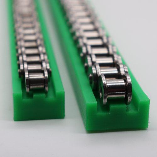 绿色链条轨道通用型号 镇江链条轨道型号 嘉盛利特