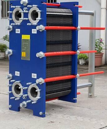 福建板式换热器|山东庆邦|螺旋板式换热器