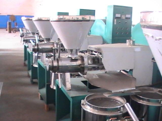 炫坤机械(图)、菜籽榨油机、左贡榨油机