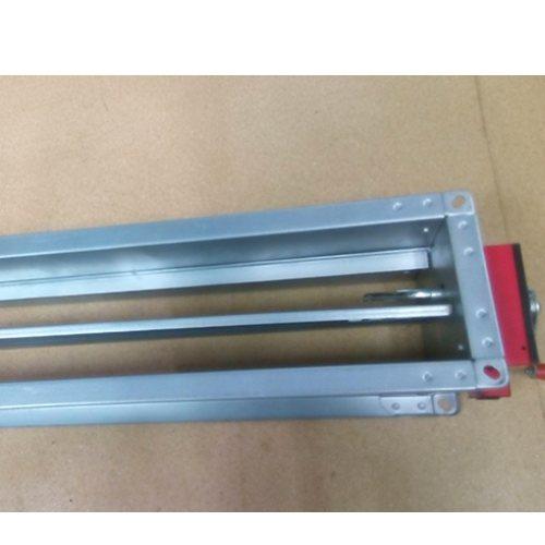 广品 不锈钢电动防火阀图片 镀锌板电动防火阀图片