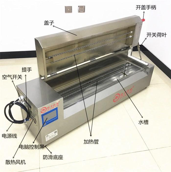 无烟烤串机图片/无烟烤串机样板图 (1)