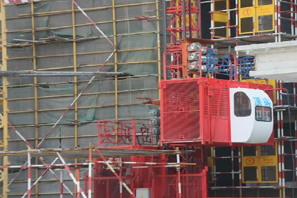 青岛塔吊、塔吊、顶实机械
