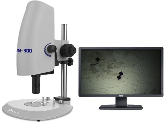 显微镜、中旺精密、显微镜的结构图