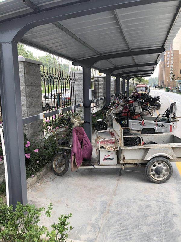商丘社区充电站设施|社区充电站|【子夏】