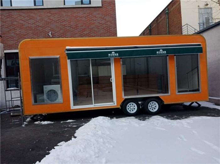 香满屋餐车,平顶山快餐车,快餐车炊事设备