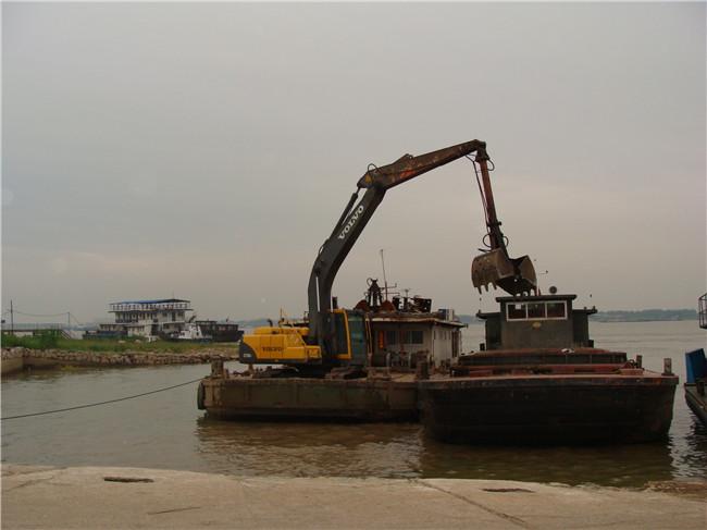 安徽清淤,扬子航道工程,清淤设备
