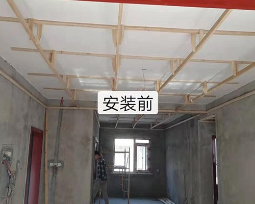 竹木纤维集成墙板厂家销售