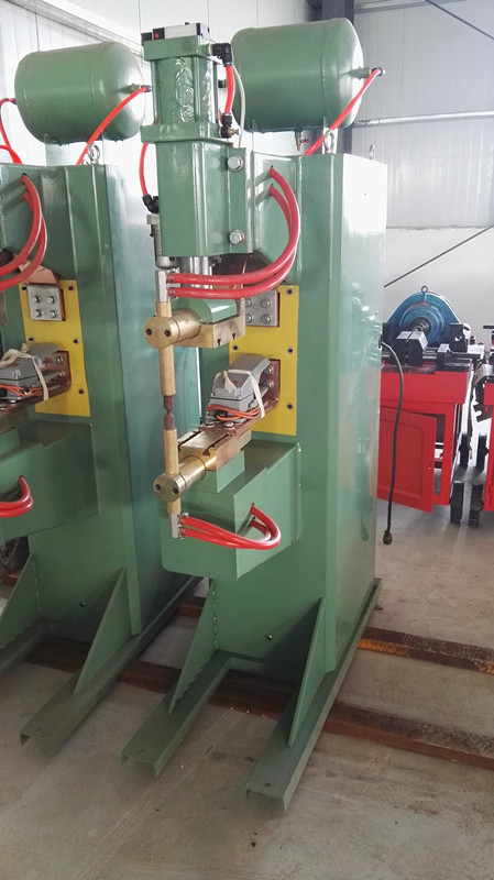 气动点焊机图片/气动点焊机样板图 (1)