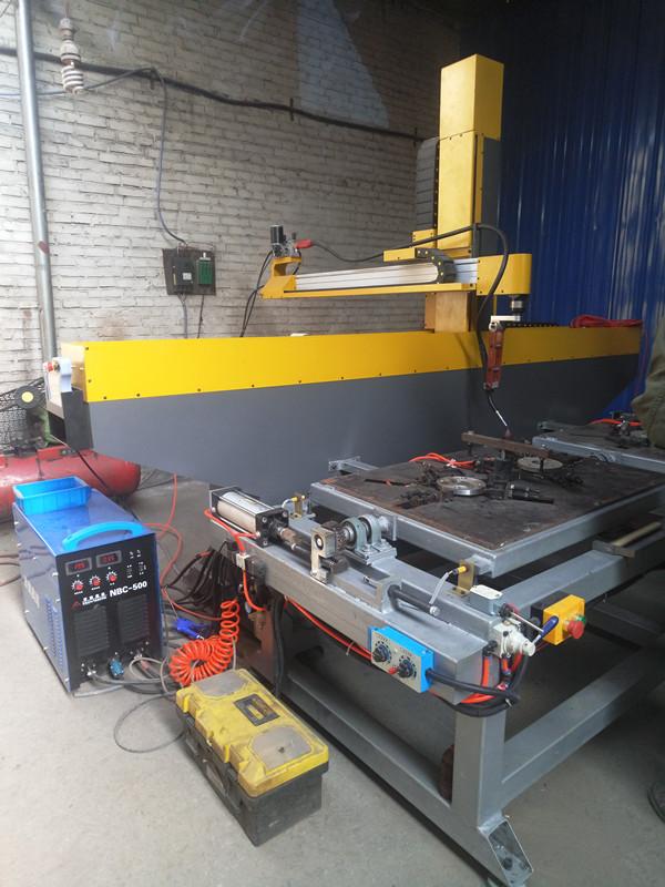 四轴数控自动焊机,衡水天睿焊接(在线咨询),自动焊机