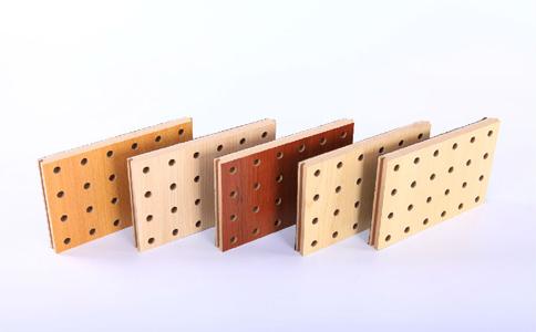 木质吸音板材料|屏山木质吸音板|乾辰声学