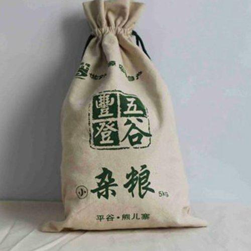 拉绳束口袋制作 拉绳束口袋供应商 同舟包装 帆布束口袋报价
