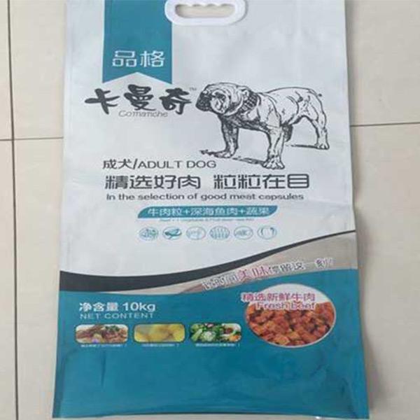 狗粮包装袋生产销售 同舟包装 宠物食品包装袋多少钱一个
