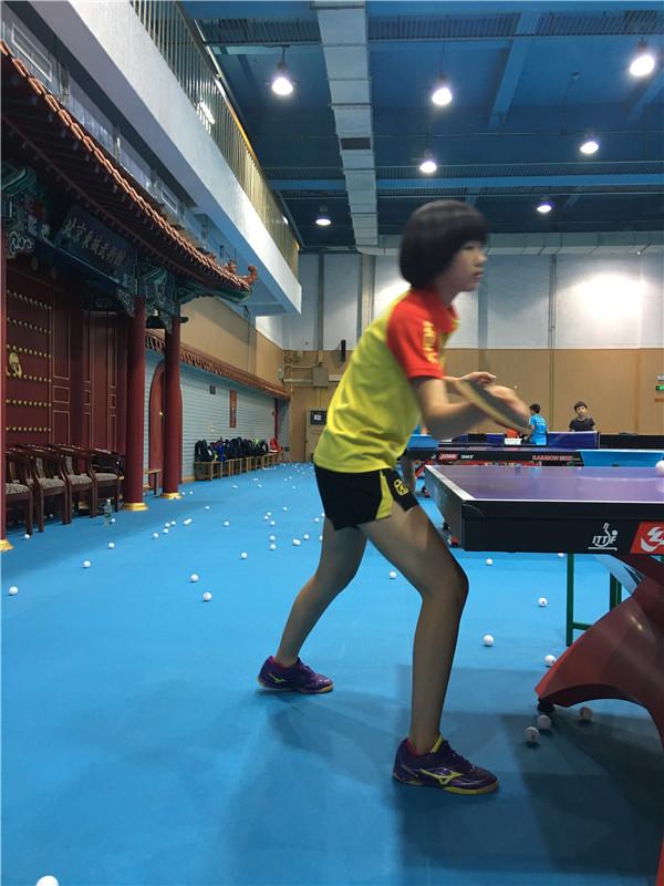 义乌少儿乒乓球培训班、乒乓球、杨文豪体育实力可靠