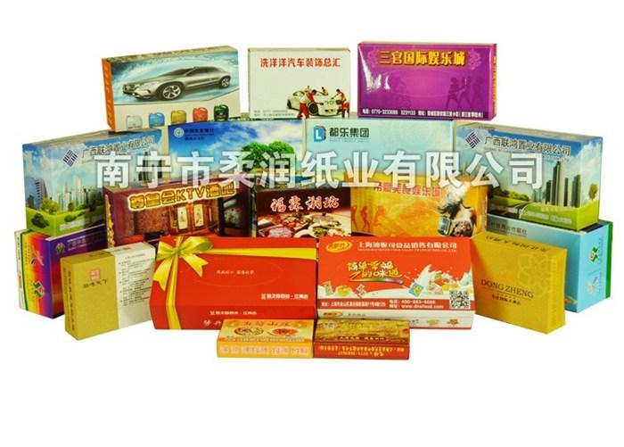 个性面巾纸盒|贺州面巾纸|柔润纸业
