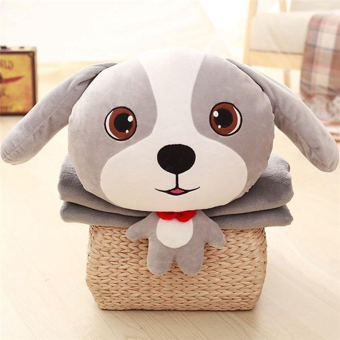 卡通狗抱枕供应商图片/卡通狗抱枕供应商样板图 (1)