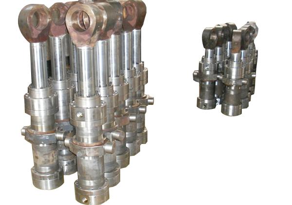 威海力建冶金,液压缸