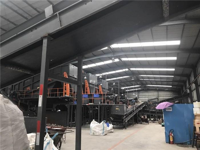 青绿环境|造纸厂垃圾处理