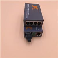 光纤收发器加工、选择友讯通信、光纤收发器
