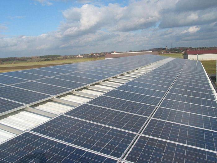 南海太阳能发电系统、中荣太阳能发电、太阳能发电系统工程