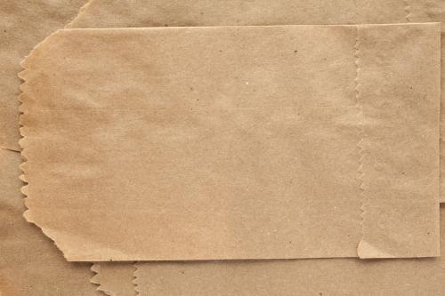 纸路人、牛皮纸