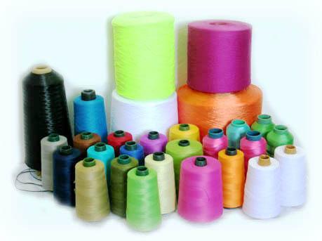 涤纶缝纫线染色配方图片
