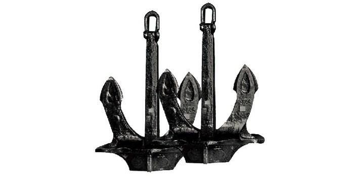 船用锚链图片/船用锚链样板图 (1)