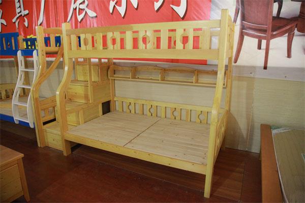 实木床|学校实木床|旺年家具质量上乘(优质商家)